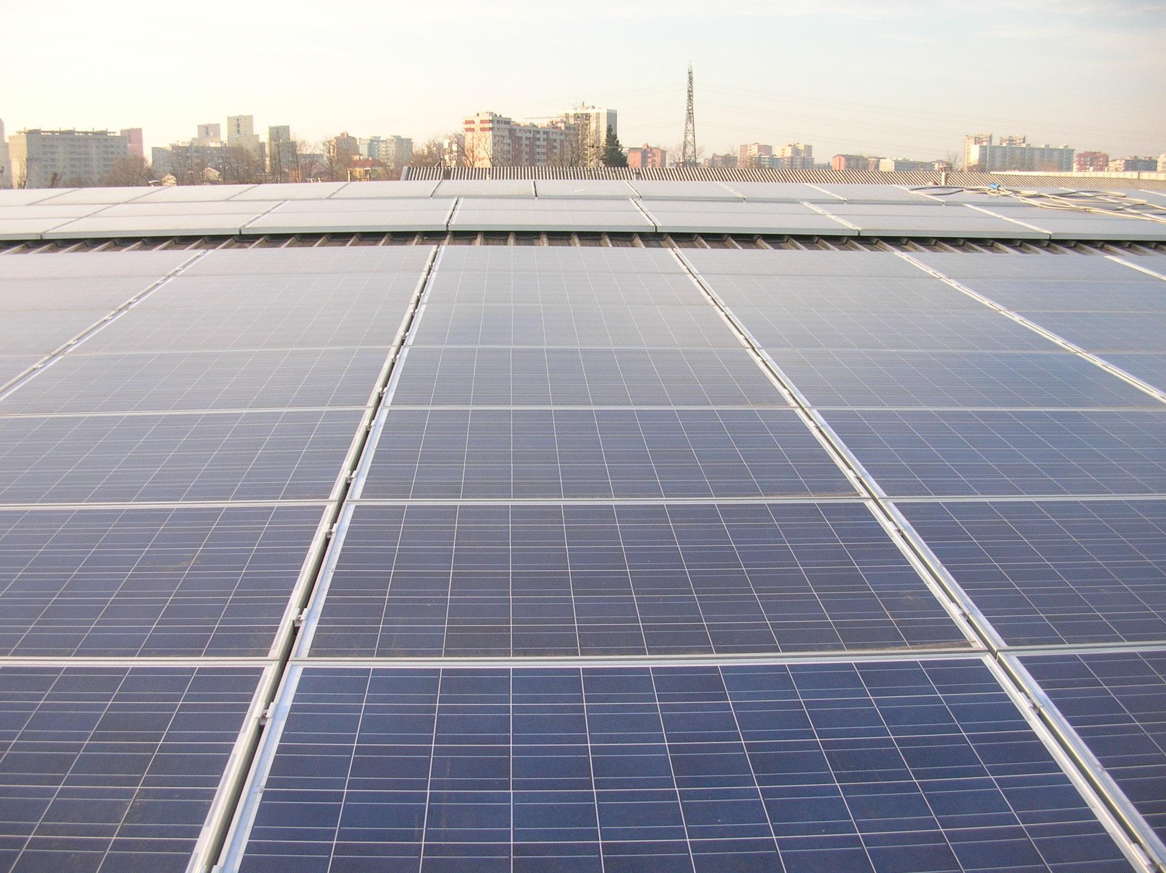 impianti fotovoltaici zincatura mal sesto san giovanni milano